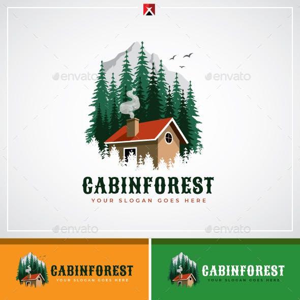 Cabin Forest Logo