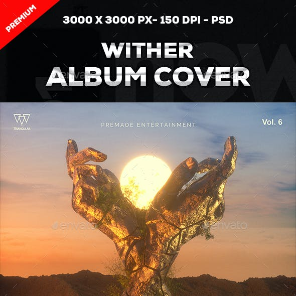 Wither Album Cover