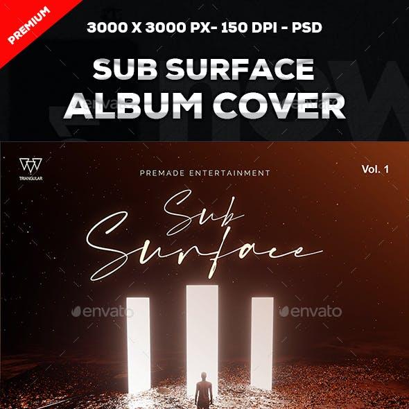 Sub Surface Album Cover