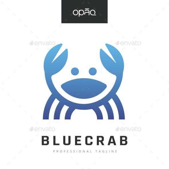 Geometric Crab Logo