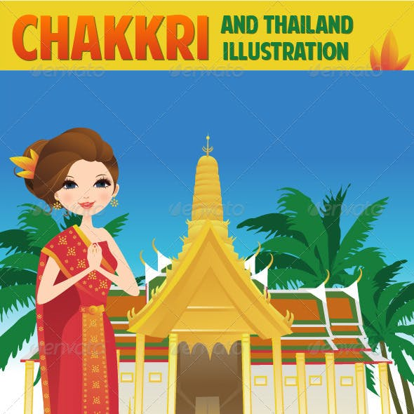 Chakkri And Thailand Collection