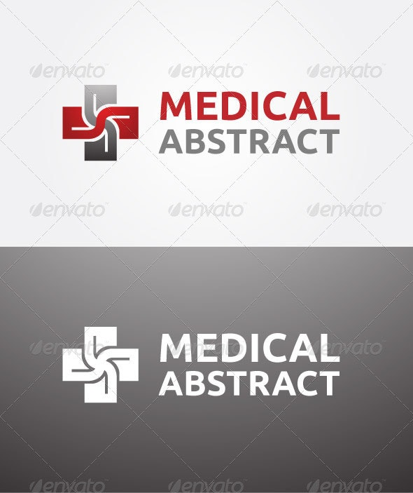 Abstract Medical Logo - Vector Abstract