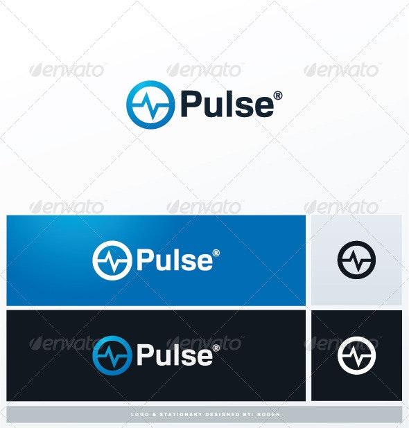 Pulse Logo - Vector Abstract