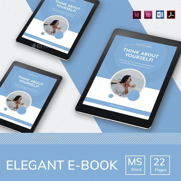 Elegant E-book Template