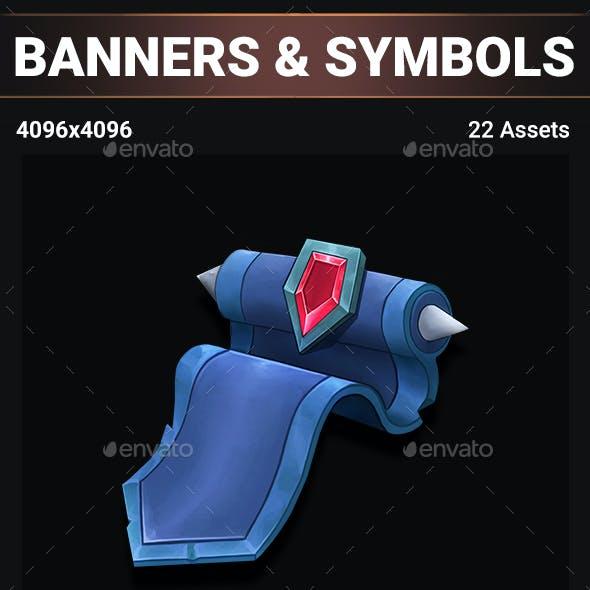 Banners & Symbols