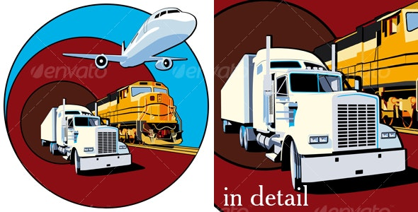 Cargo transportation II - Concepts Business