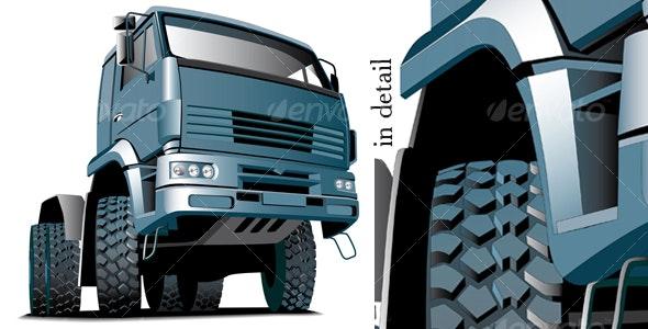 truck - Industries Business