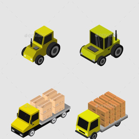 Isometric Means Of Transport