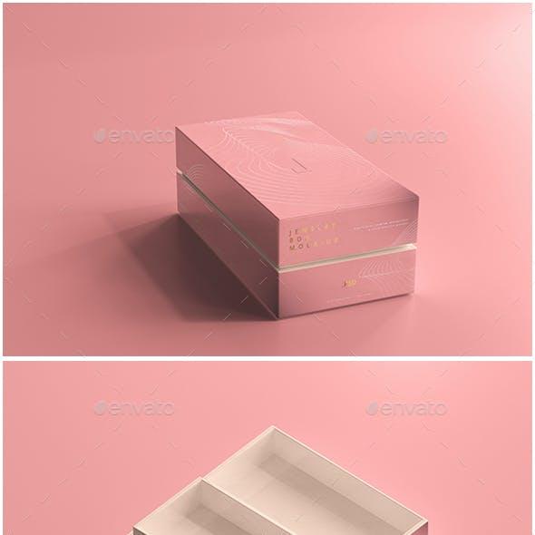 Jewelry or Gift Box Mockups