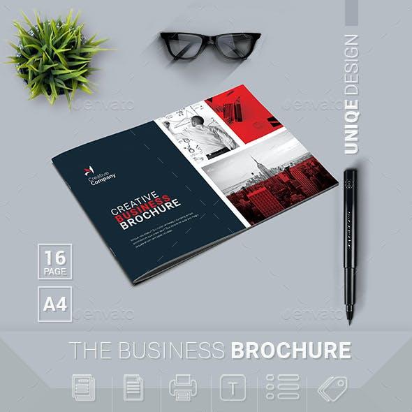 Landscape Brochure