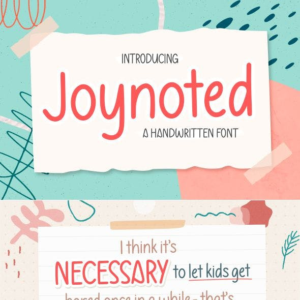 Joynoted