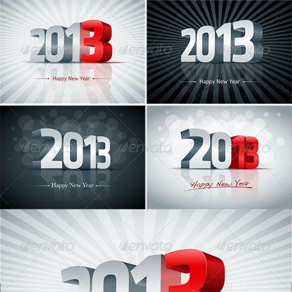 3d 2013 Set