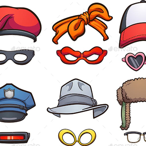 Hats and Glasses