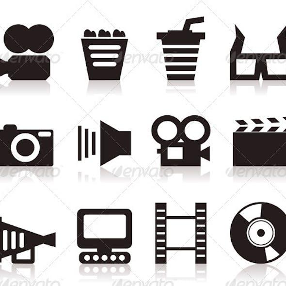 Cinema icons3