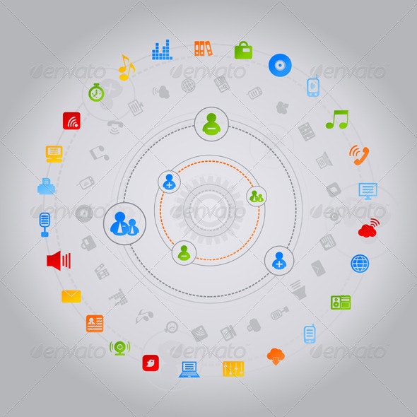 Global business a circle2 - Concepts Business