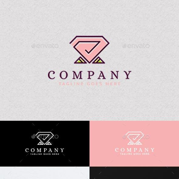Diamond Rose Logo