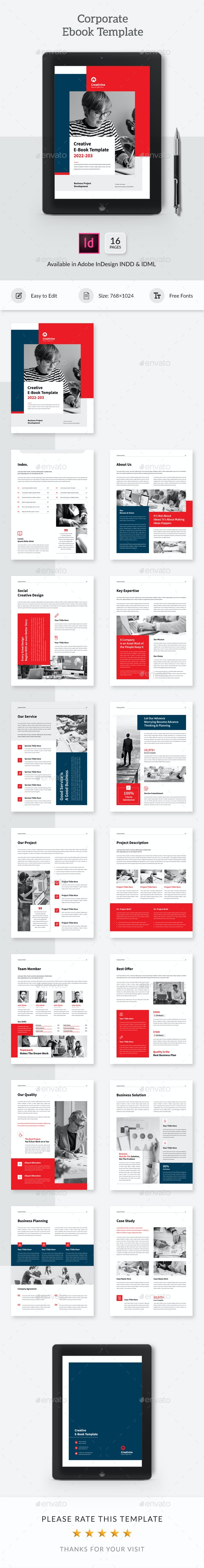 Corporate Ebook - Digital Books ePublishing