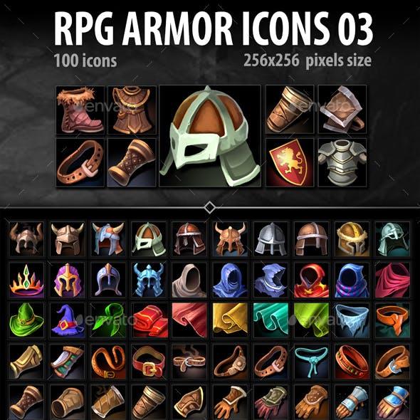 RPG Armor Icons 03