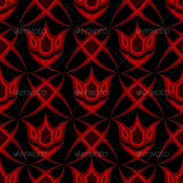 Dark seamless background - Backgrounds Decorative