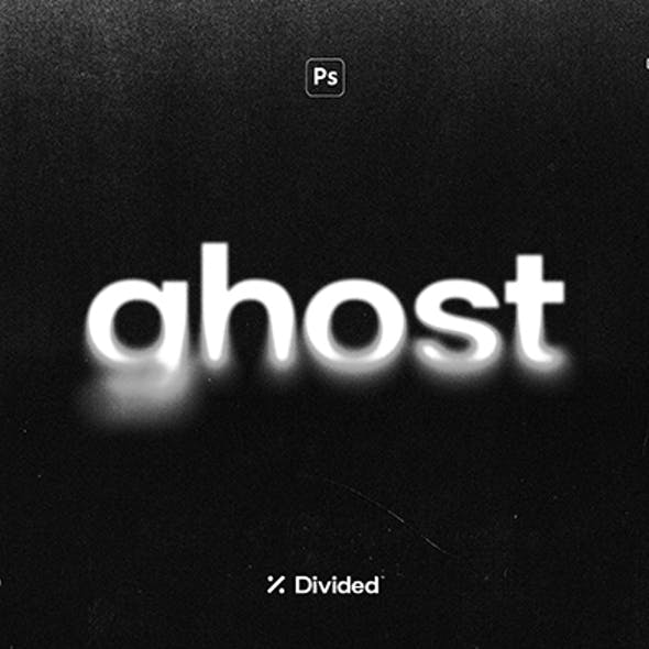 Ghost Distortion Effect