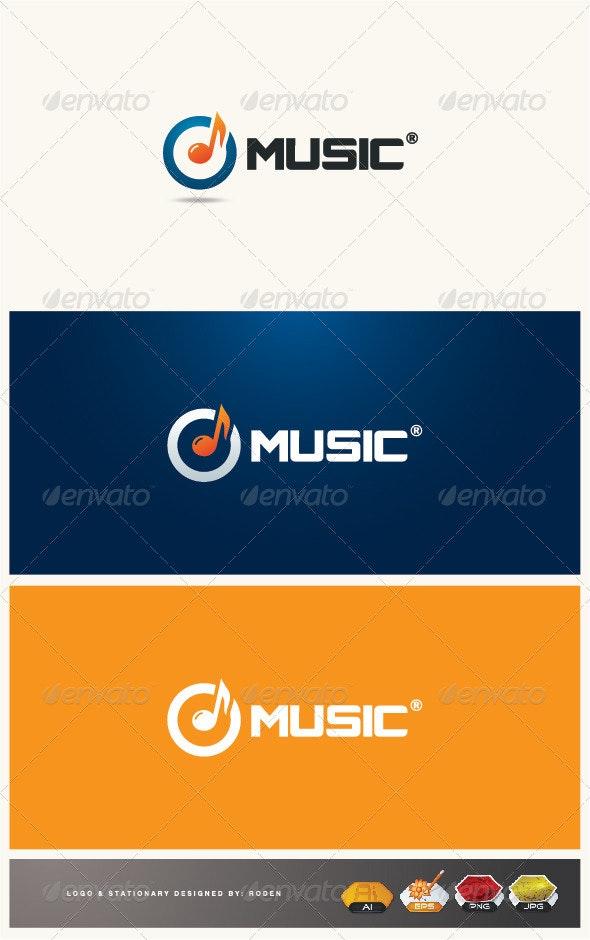 Music - Logo Templates