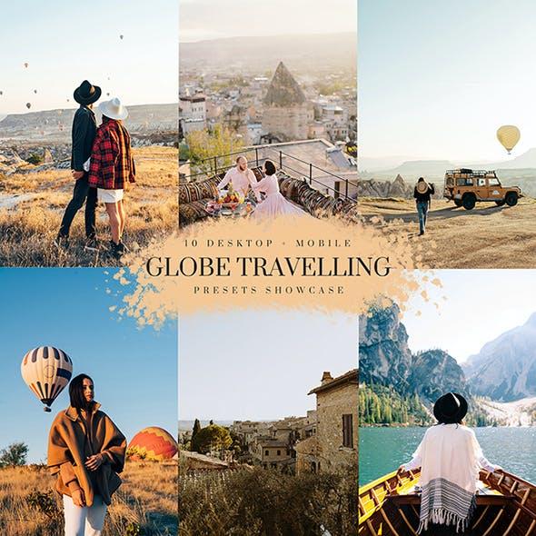 Globe Travelling Presets
