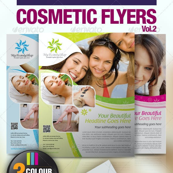 Cosmetic Flyer Vol.2