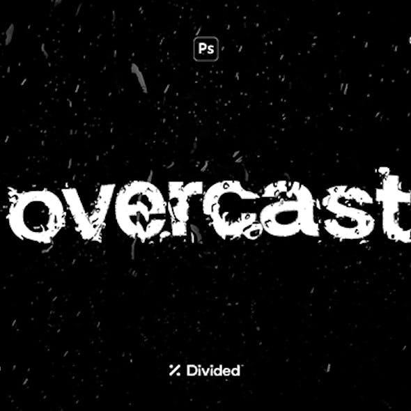 Overcast Distortion Effect