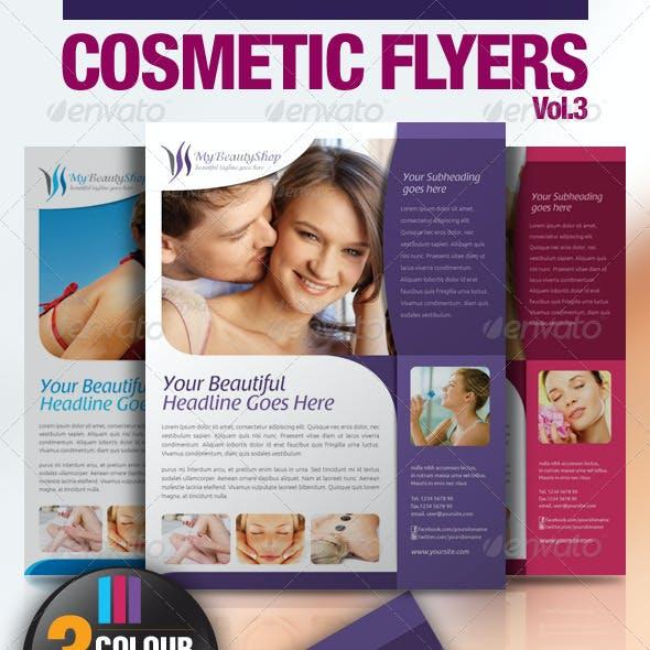Cosmetic Flyer Vol.3