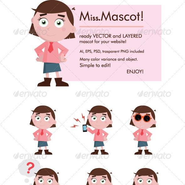 Miss Mascot