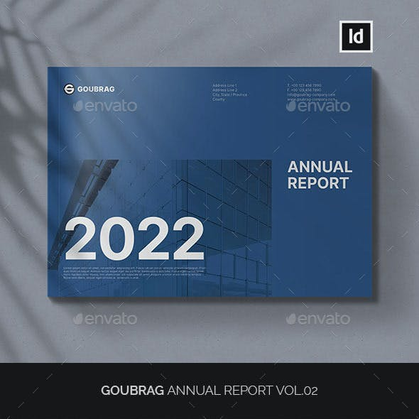 Goubrag Annual Report Vol.02