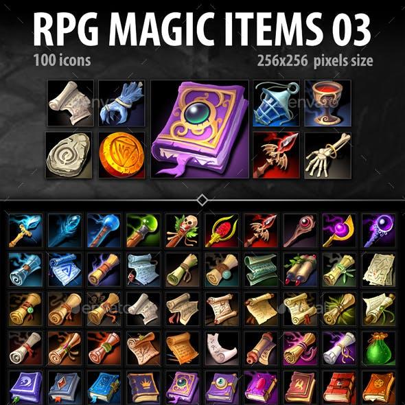 RPG Magic Items 03