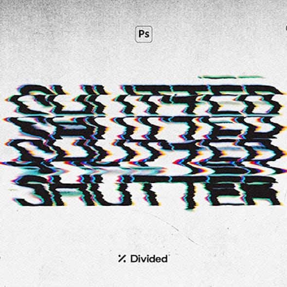 Shutter Distortion Effect