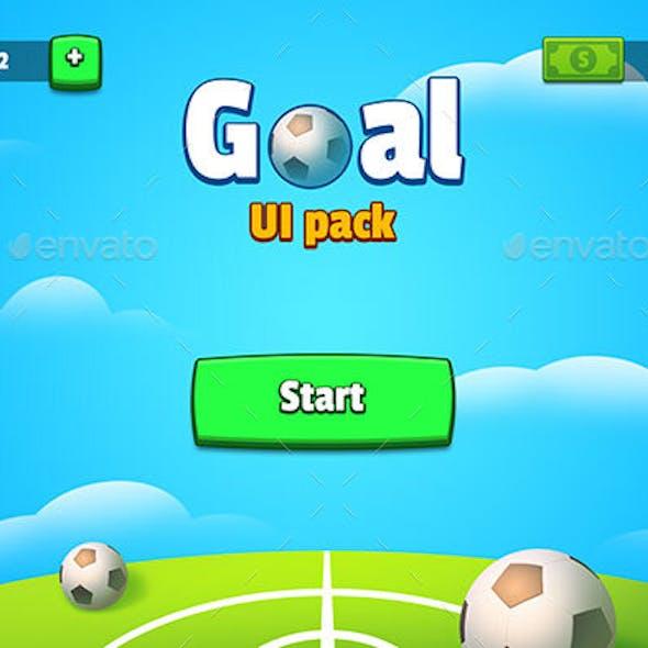 Goal / Football GUI pack