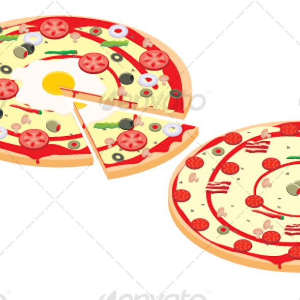 Pizzas and Spices