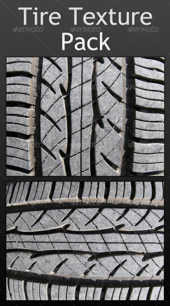 Tire Texture Pack - Miscellaneous Textures