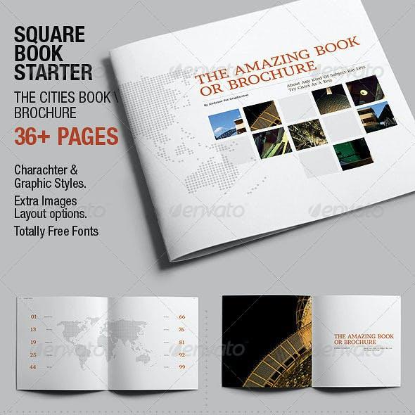 Squarebook Starter