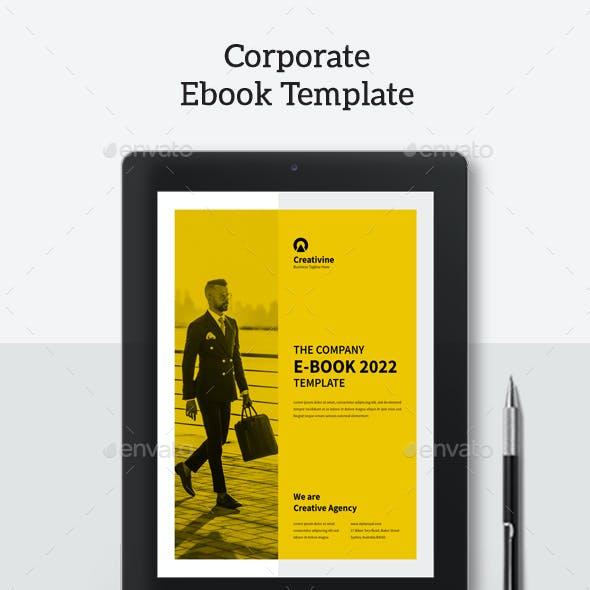 Corporate Ebook