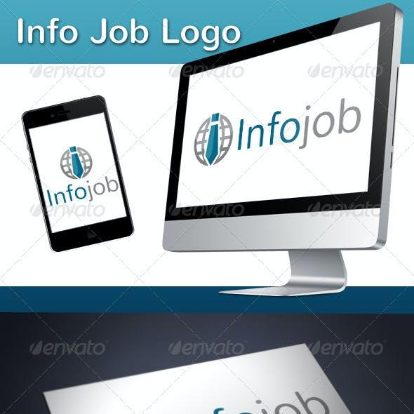 Info Job Logo