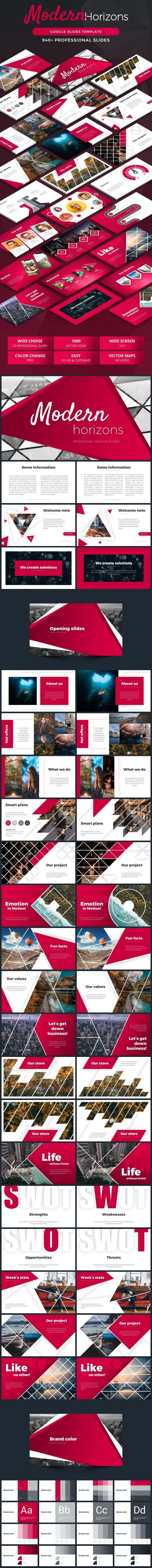 Google Slides Corporate Proposal - Business PowerPoint Templates