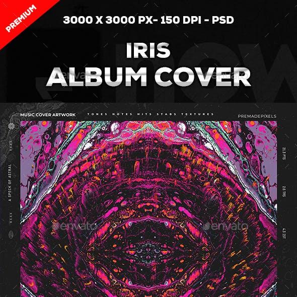 Iris Music Cover Artwork