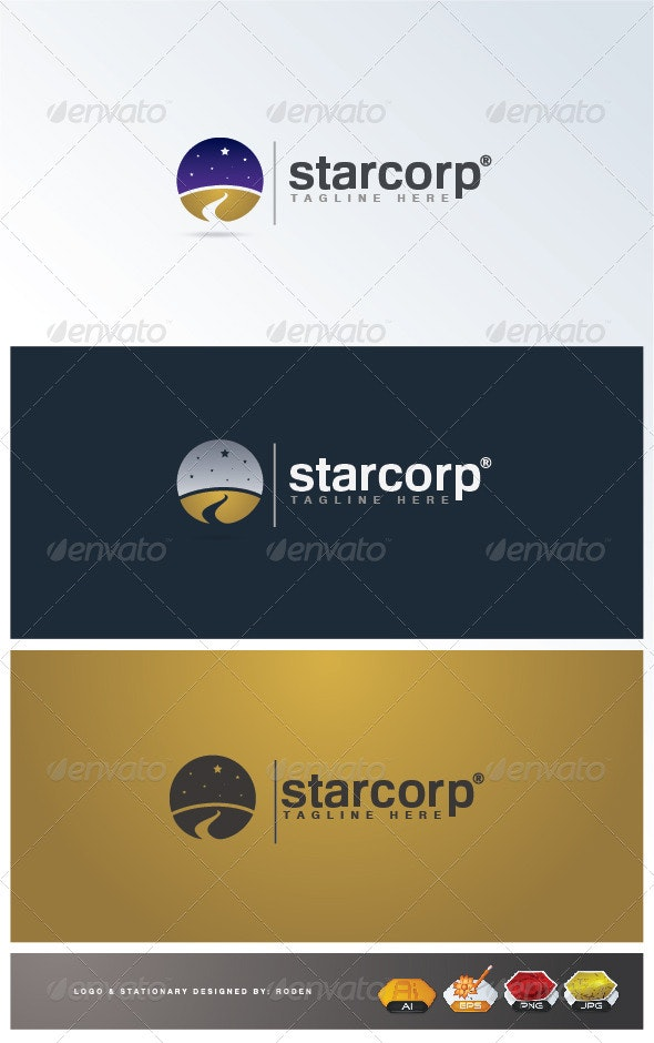 Starcorp - Logo Templates