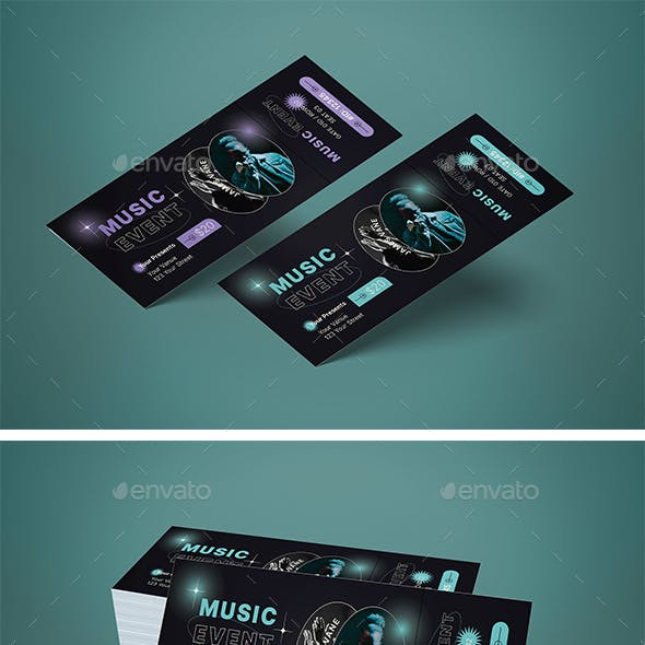 Ticket Event Music