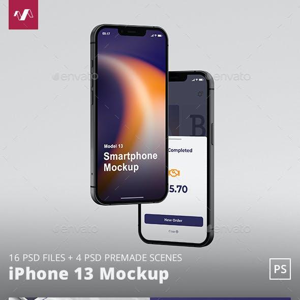 Phone 13 Mockup