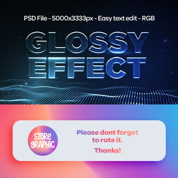 Text Effect Style