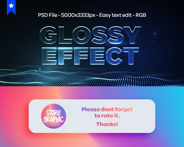 Text Effect Style - Text Effects Actions