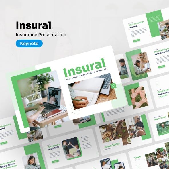 Insural - Insurance Keynote Presentation