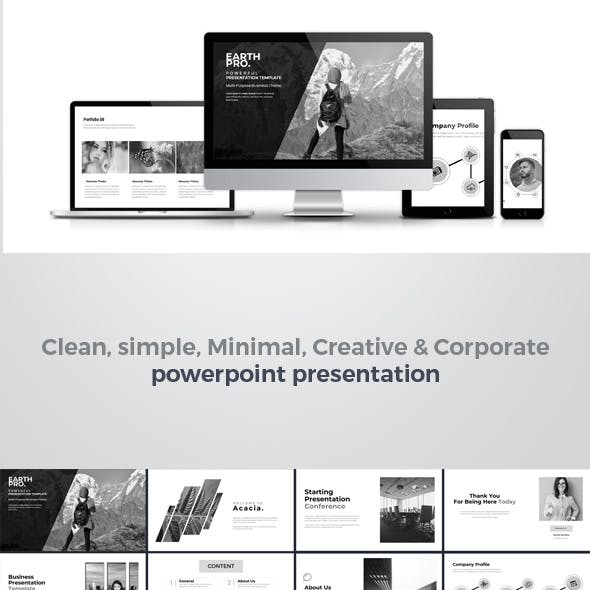 Corporate & Creative Awesome Powerpoint Presentation