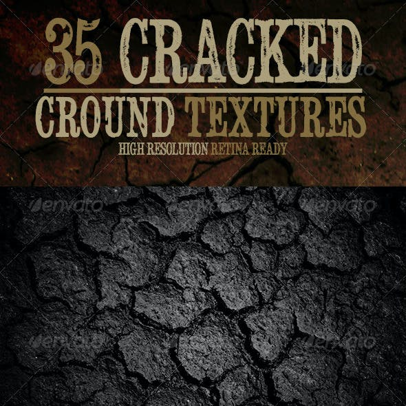 Cracked Ground Textures