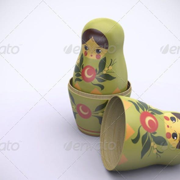 Matryoshka Toy